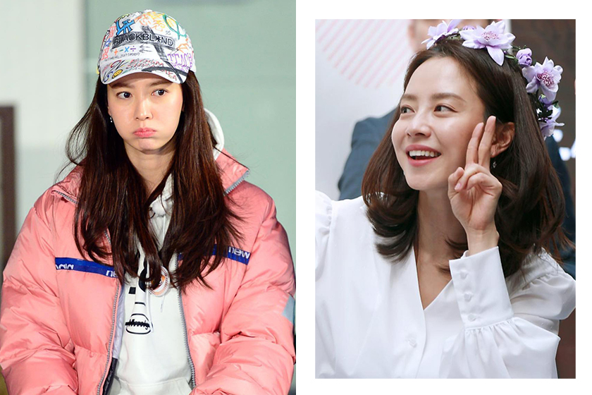 Korean Star Song Ji Hyo Sweet thoughtful Fans Meeting