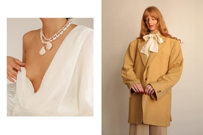 無需名貴單品,時尚博主與她的店舖用 Vintage 和小眾首飾穿出高級質感!