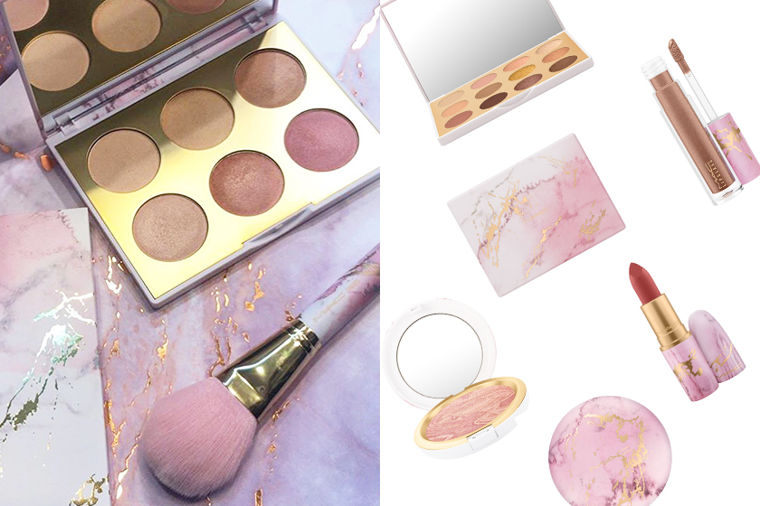 M.A.C Cosmetics Electric Wonder Marble Makeup Collection