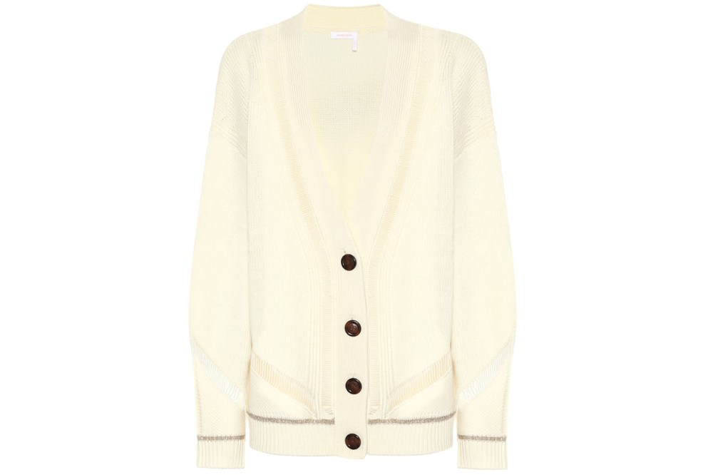 see by chloe cardigan