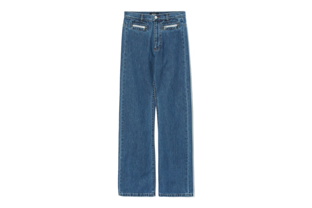 A.P.C. Zip Pocket Jeans