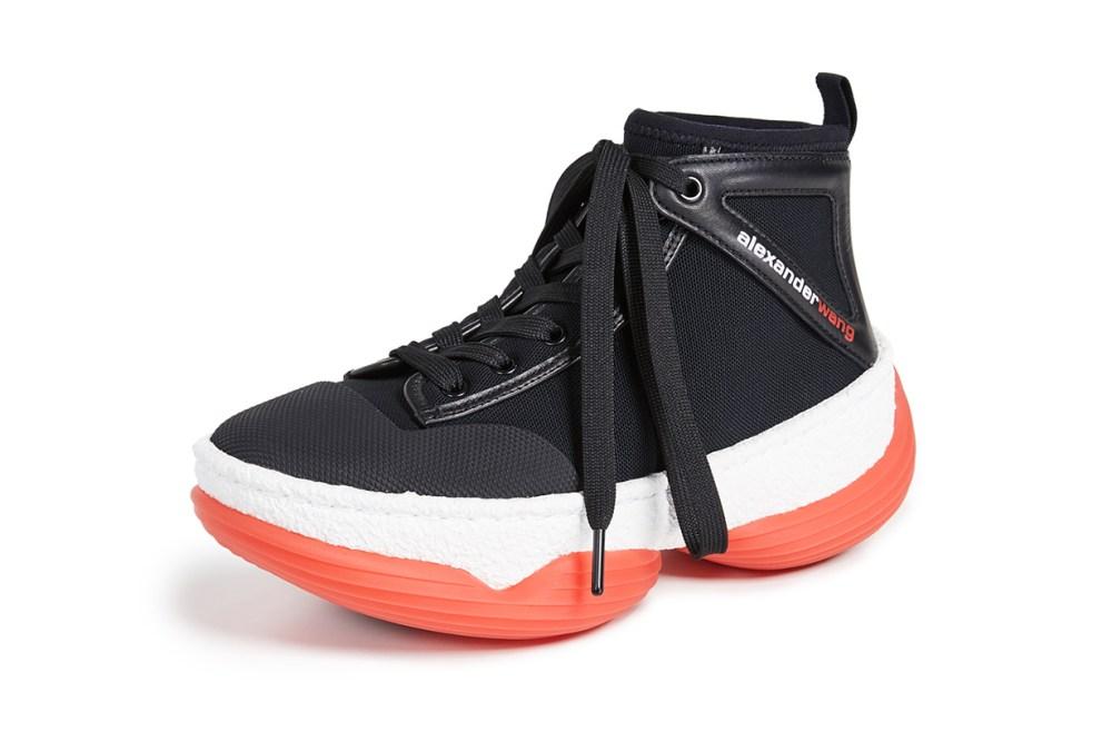 alexander wang platform sneakers