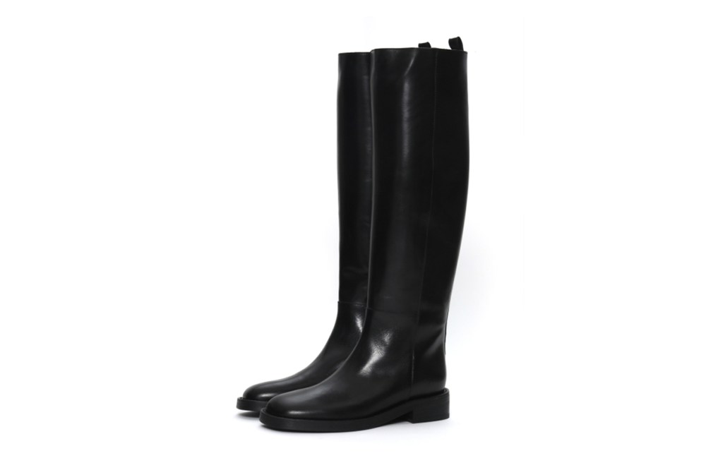 Ann Demeulemeester Classic Leather Boots