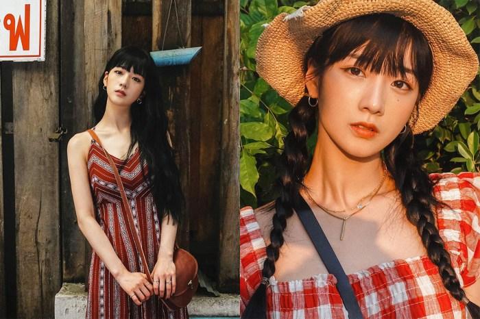 空氣瀏海之外的選擇!APINK 普美的髮型在韓國討論度極高!