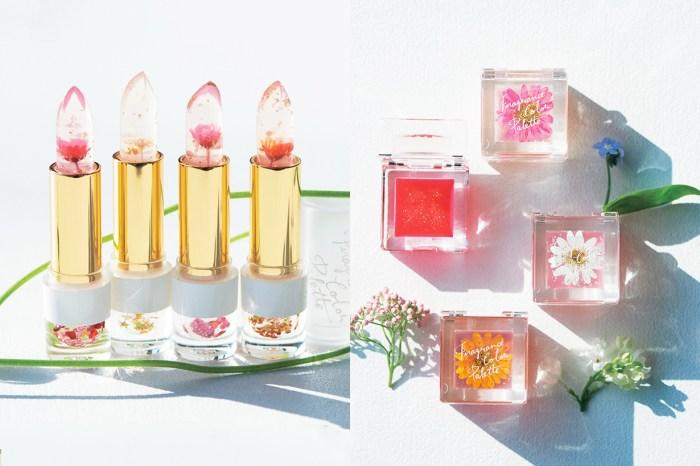 讓日本網民狂轉發的高性價比「花瓣果凍唇彩」,光是看了都讓人心花怒放!