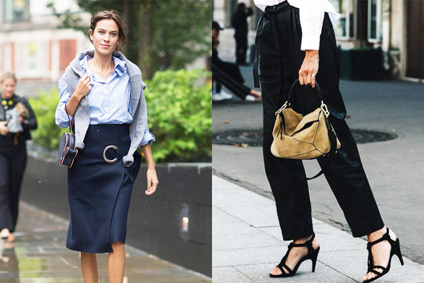 Basic Pants or Skirt