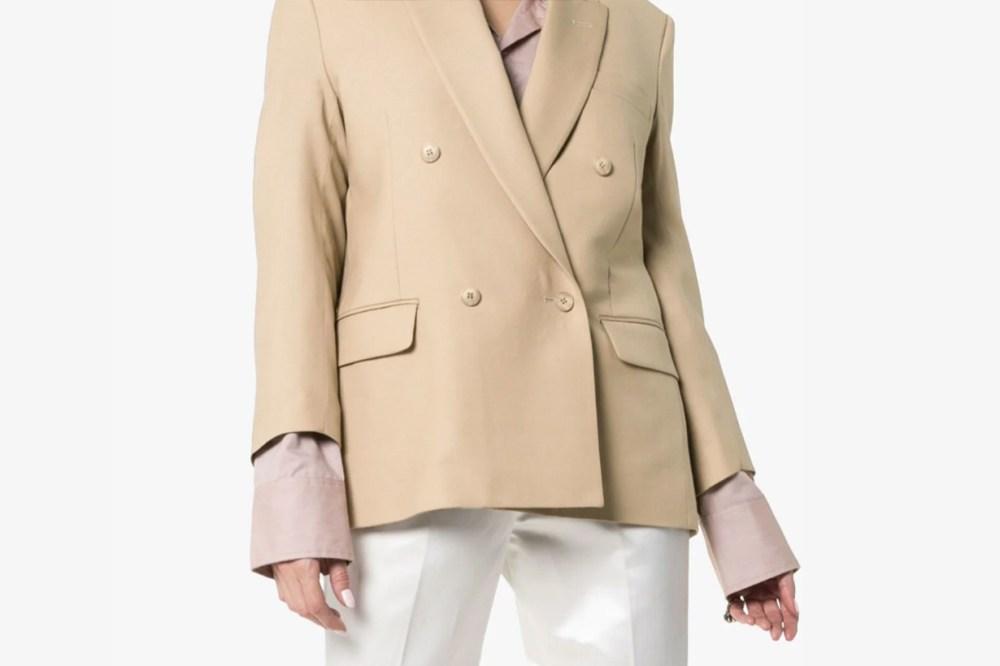 low classic blazer