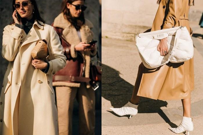 法式品味的精髓:素色穿搭街拍,每套都是氣質女生必參考!