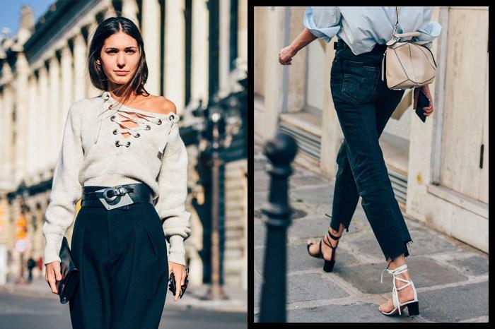 永恆的襯搭定律:只需 Chanel 的經典配色,自然給人留下優雅印象!
