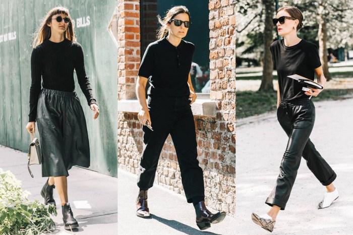 衣櫥全是黑色單品?只需這 3 步,你就能成為全黑穿搭高手!