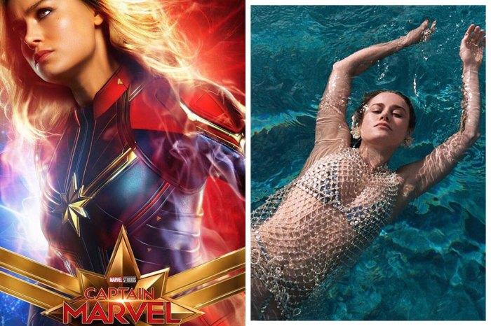 脫下戰袍的《Marvel隊長》超火辣!沒讓腹肌白練,頻頻露腰耍性感