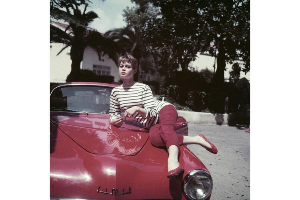 Brigitte Bardot Repetto Ballet Flats