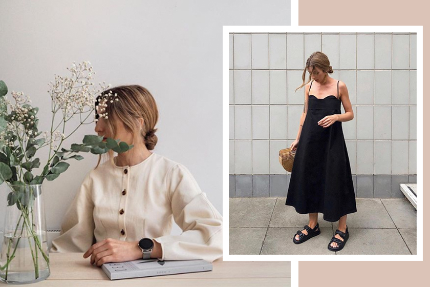 Brittany Bathgate COS style minimalist instagram girl to follow