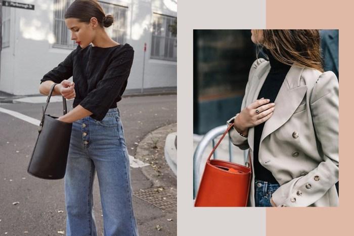 減齡、實用又時尚的手袋!記好這 5 步,才能找到理想的水桶包