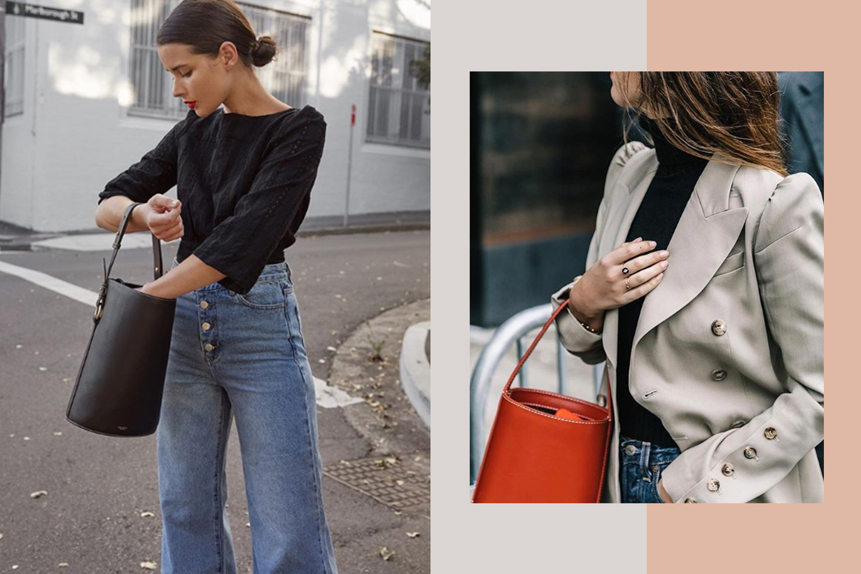 15 Bucket Bags To Buy