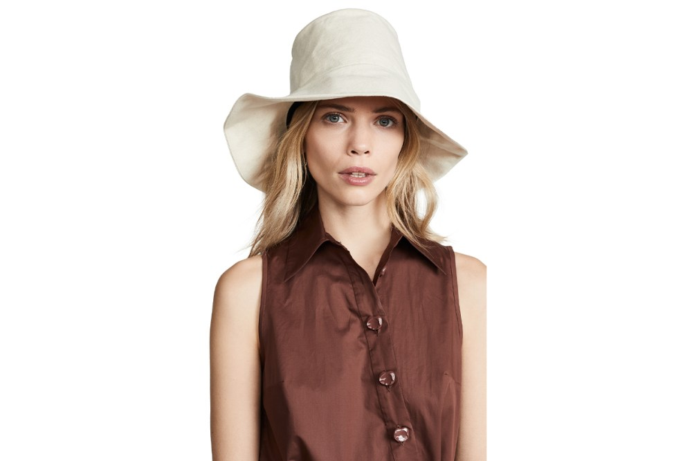 janessa leone bucket hat