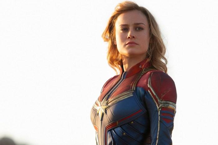 Captain Marvel 最初造型曝光,網民:「剛陽味也太濃了吧!」