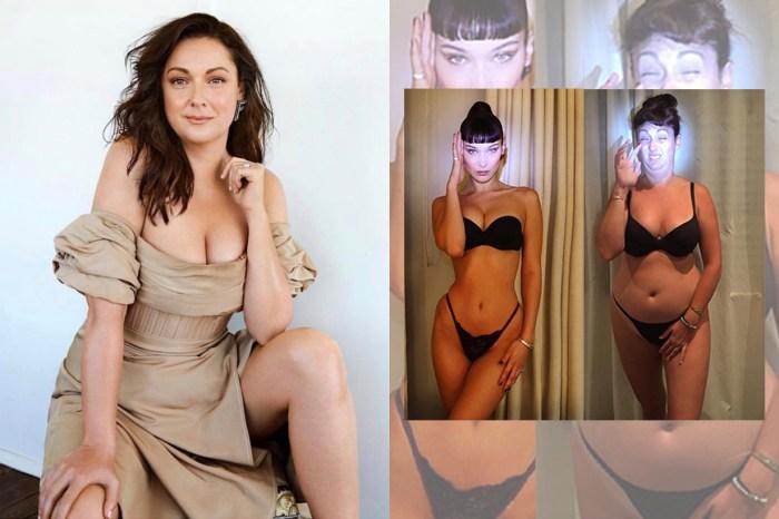 她的 Instagram 有 550 萬人追蹤!澳洲網紅憑模仿明星登上時尚雜誌封面