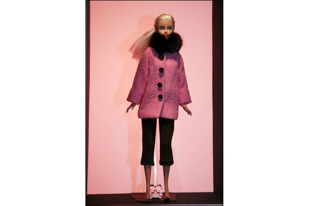 Céline Barbie 2004