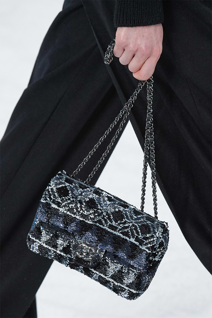 Chanel 2019 Fall Handbags and Shoes Details