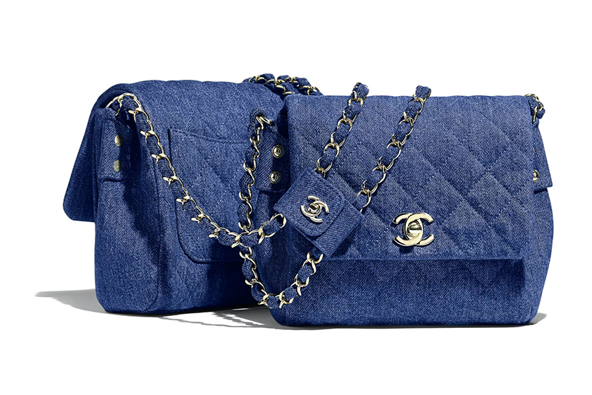 Chanel handbags Side-Packs SS19
