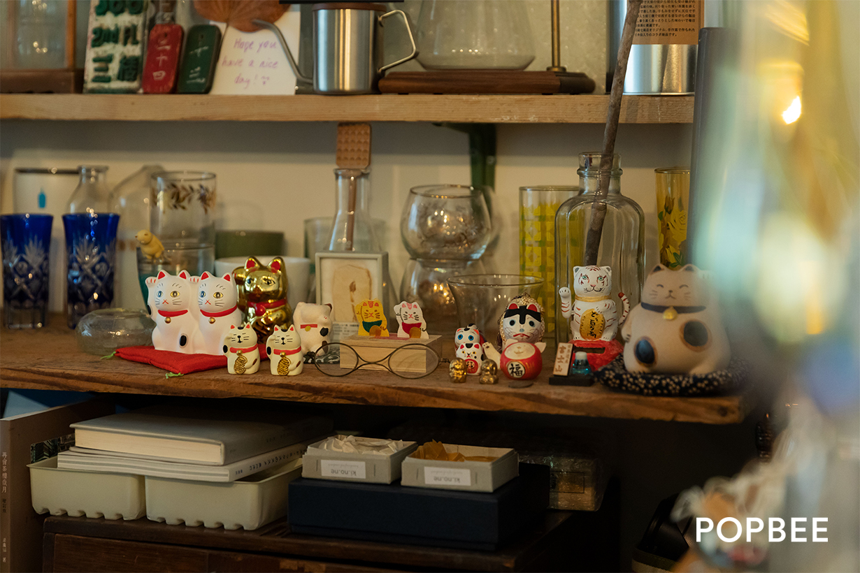 常常集品 Changchang Goodstore Japan vintage selected shop in Yau Ma Tei Hong Kong