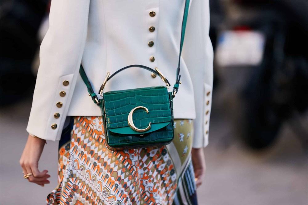 Chloe C Bag Street Style