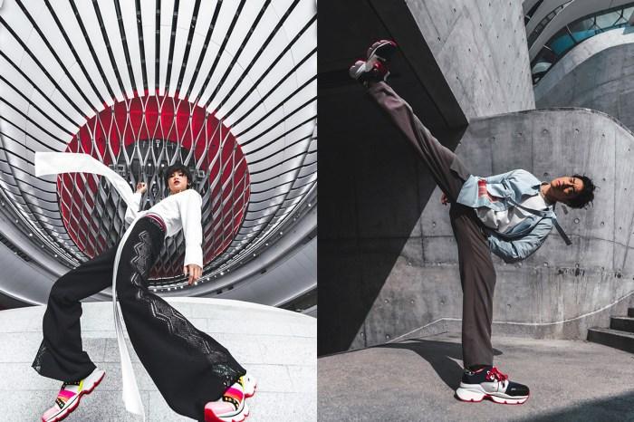 Christian Louboutin 全新 Run Loubi Run 系列,將時尚運動風推至顛峰!
