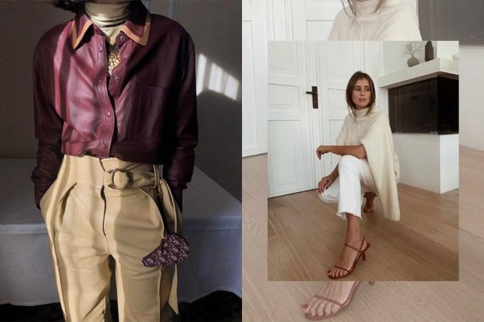少了它造型感覺就不完整!IG 女生靠這 5 件單品提升個人時尚品味