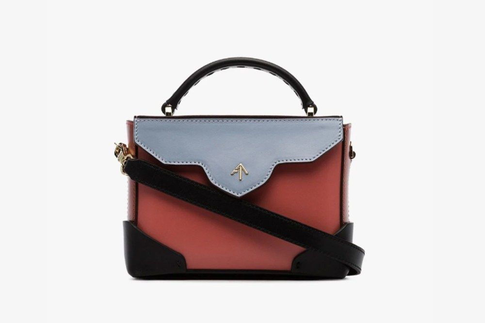 manu atelier cross-body bag