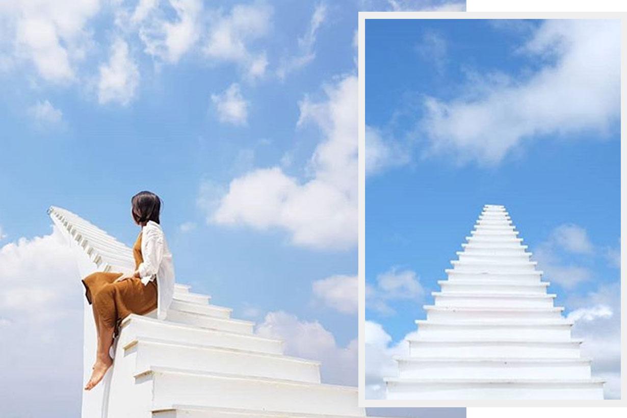 Stairway to Heaven Vietnam Da Lat Sunny Farm