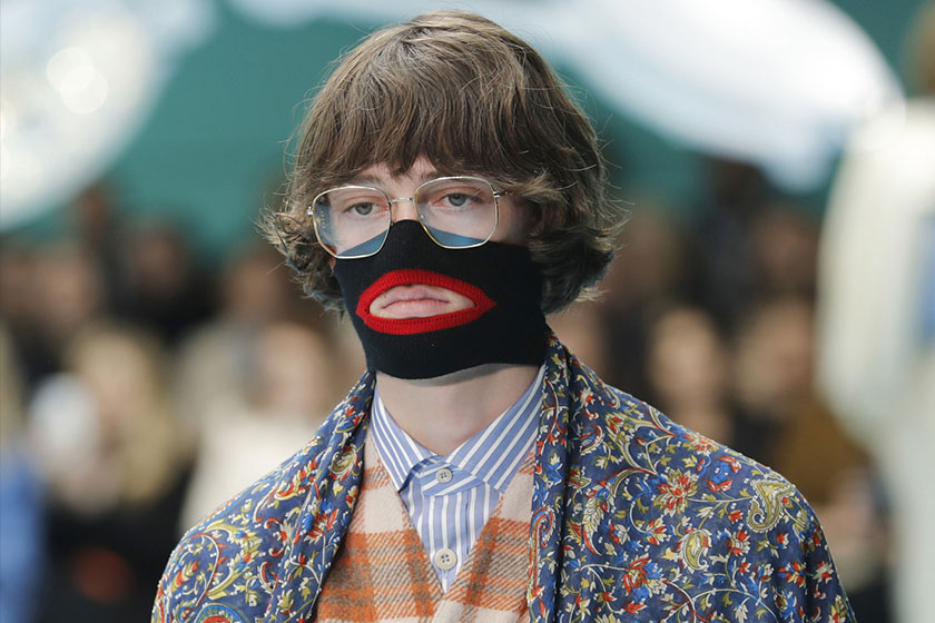 Gucci black face Controversy Gucci Changemakers