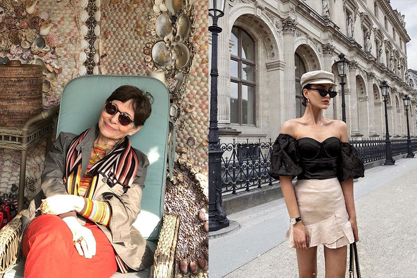 Vogue Paris Joan Juliet Buck Advice To 26-Year-Old girl