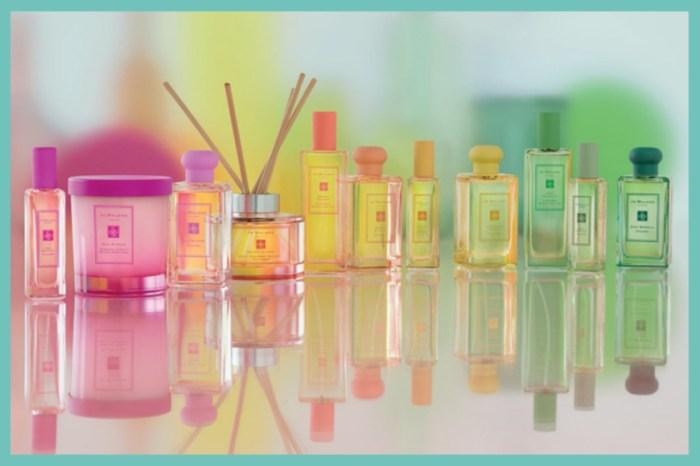 荷包又要失守:Jo Malone London 最新限定系列曝光,將瓶身變為一道道的彩虹!