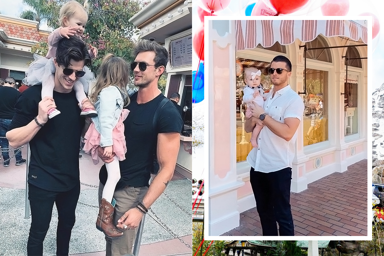 DILFs of Disneyland Dads I would Like to Fuck Disneyland California Adventure Park Handsome fathers instagram accounts