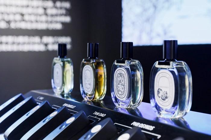 將香水與藝術完美結合!diptyque 於 Art Central 內的展覽是愛美女生必到的熱點