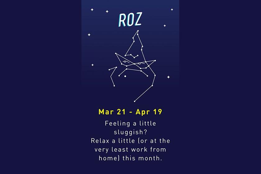 disney pixar horoscopes Wall-E