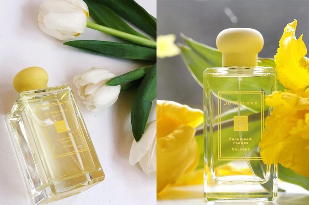 Jo Malone London new blossom perfume collection