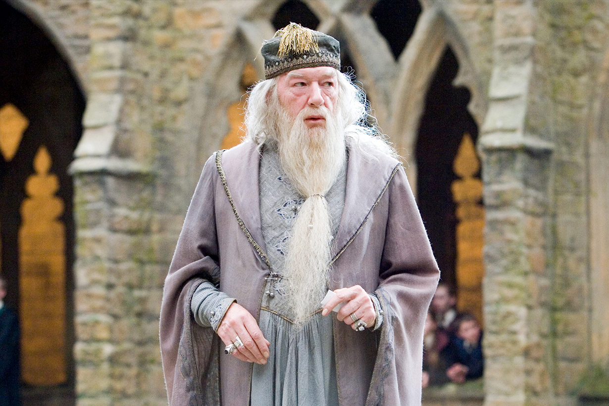 Dumbledore and Grindelwald Were Totally Having Sex, J.K. Rowling Says