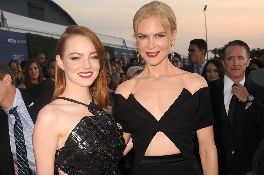 Emma-stone Nicole Kidman