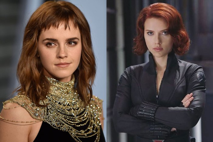 Emma Watson 有機會加入漫威宇宙?!被傳參加《黑寡婦》選角