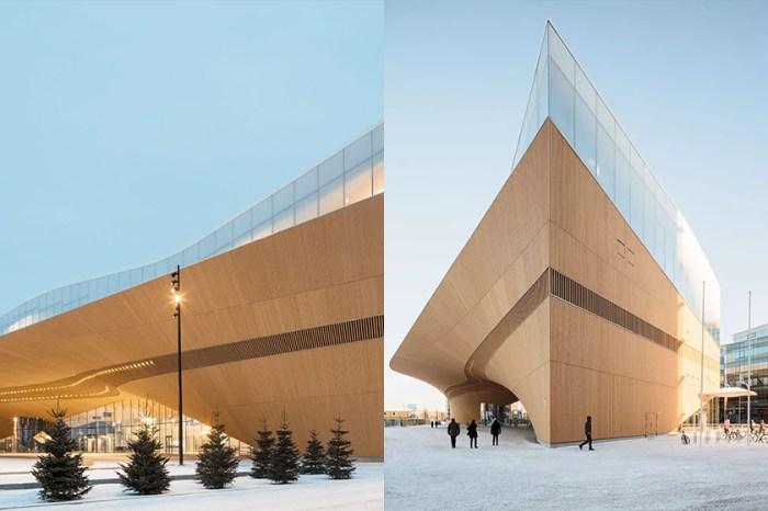 籌備了 20 年:這間北歐最美圖書館,竟然可以在裡面唱 KTV 和煮飯做菜?