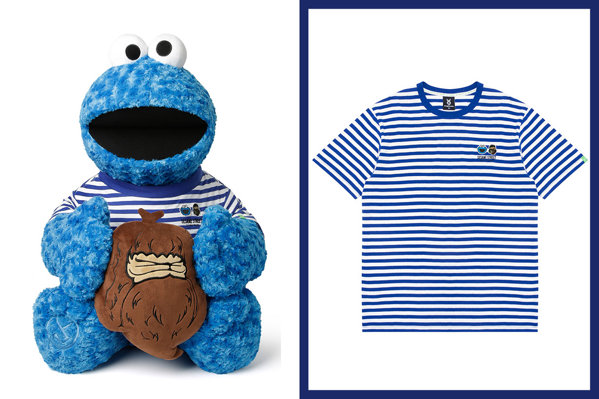 Fingercroxx X Sesame Street Crossover Collection 2019