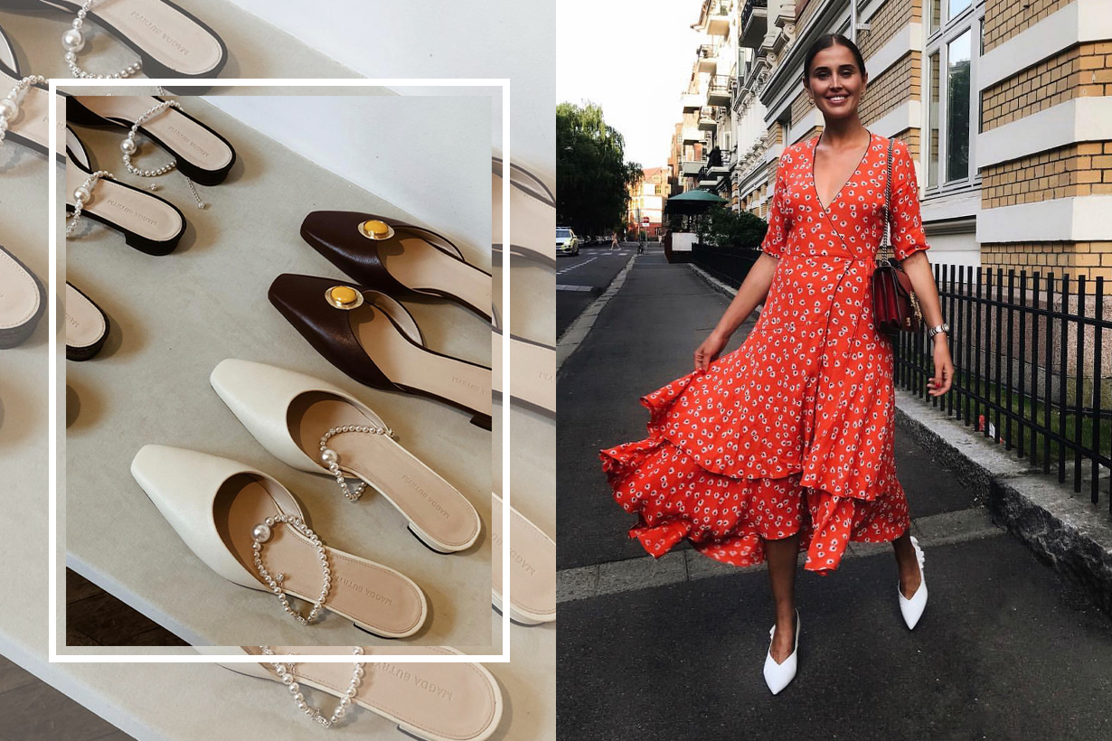 8 pairs of the best flat shoes to kick your spring wardrobe into gear
