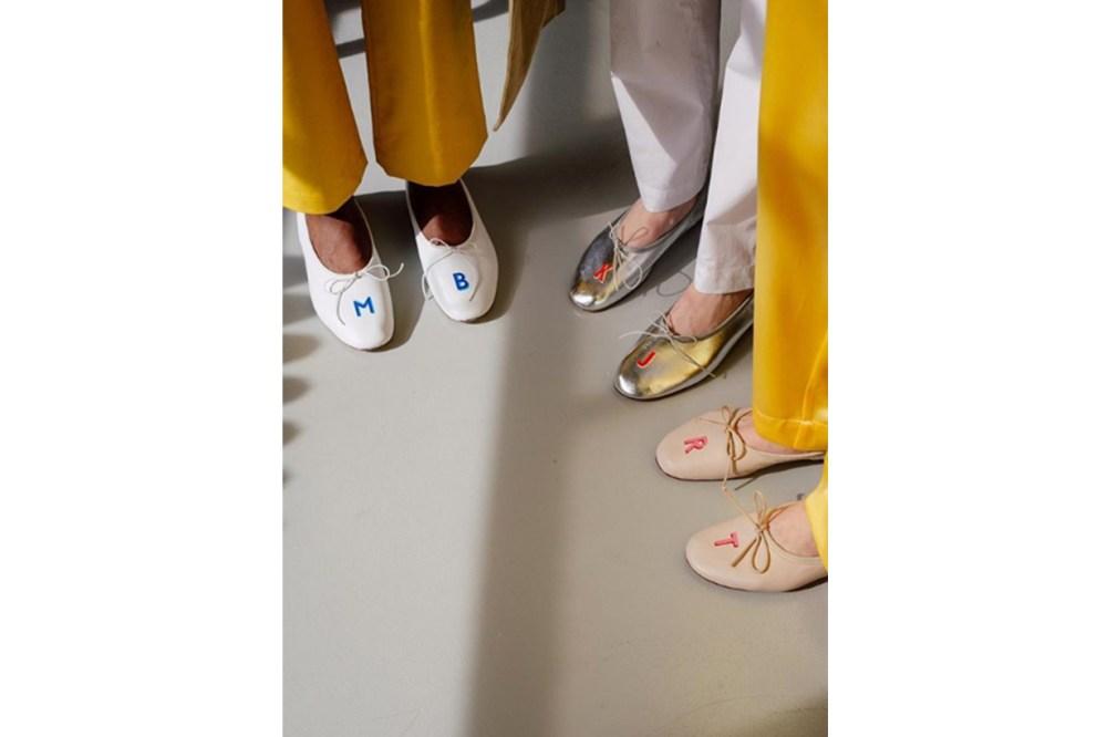 Ballet Flats Mansur Gavriel