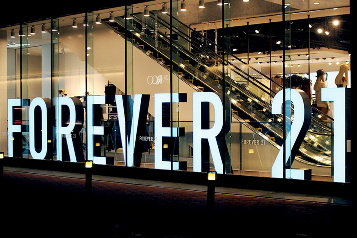 forever 21 close taiwan stores 2019