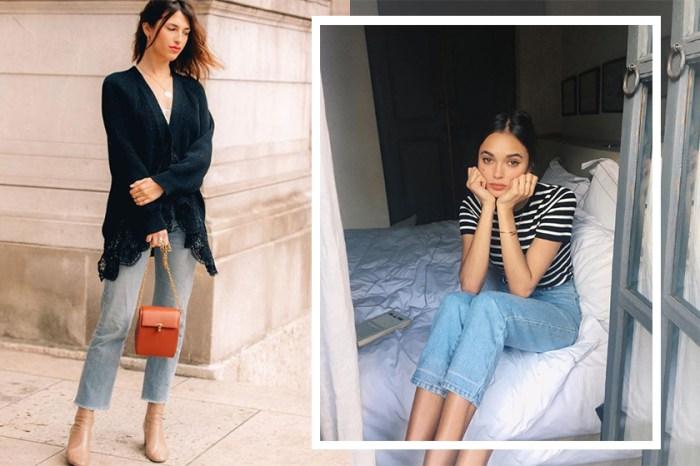最法式的牛仔褲穿搭!秘訣:法國女生衣櫥常備的 8 件上衣