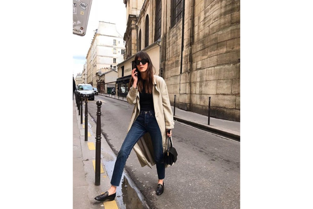 French Style Street Style
