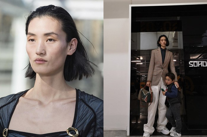 孩子的媽又如何?Balenciaga 這位開場模特告訴女生:別再用美的標準折磨自己!