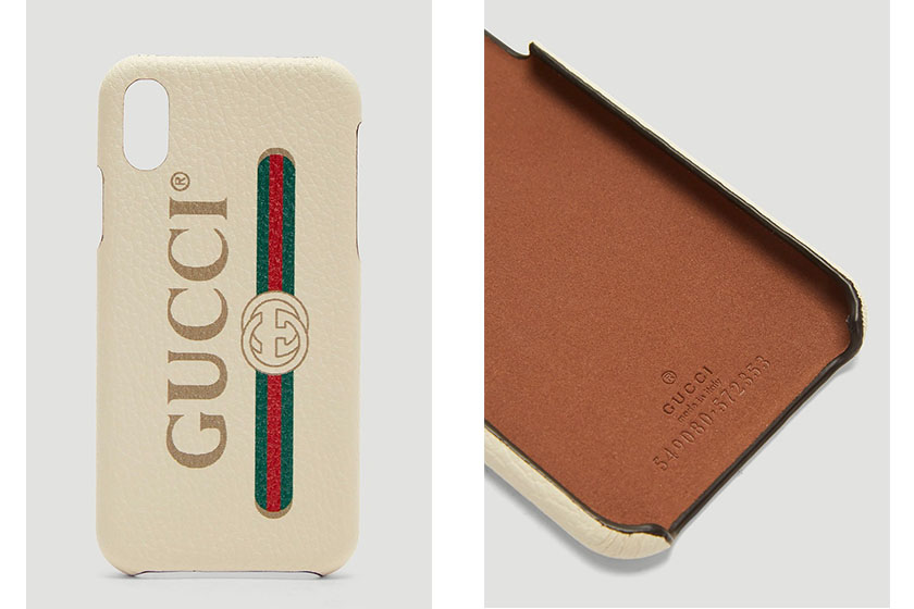 Gucci new iPhone x case release